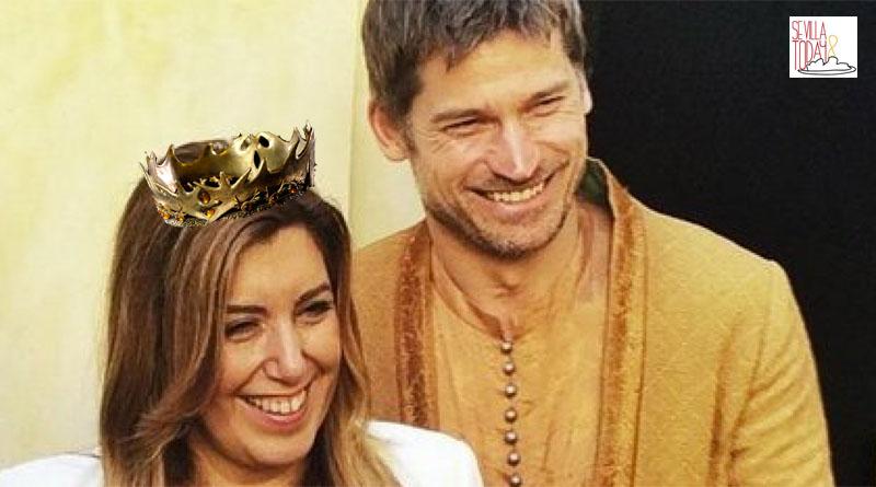 Confirman que Susana Díaz es una Lannister de las chungas
