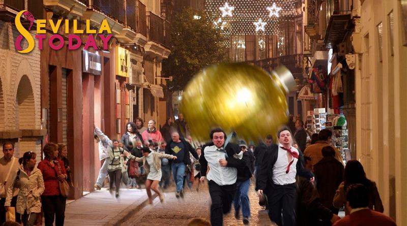 Sevilla today sevilla today - Bolas navidad gigantes ...