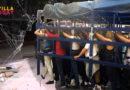 Cuadrilla de costaleros ilegales se dedican al alunizaje de pasos contra comercios