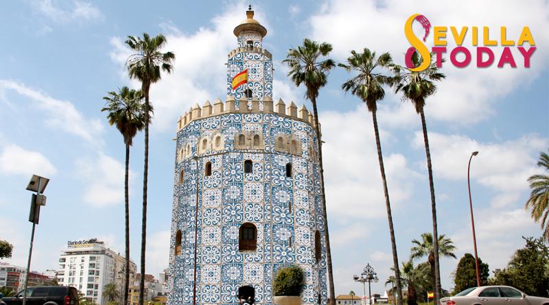 El ayuntamiento alicatará la Torre del Oro hasta el techo