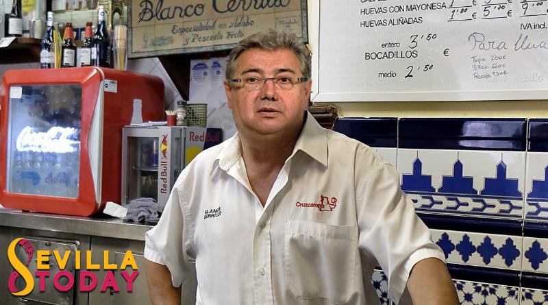 """""""Mi sueño cumplido"""": Zoido será el nuevo encargado del Blanco Cerrillo"""