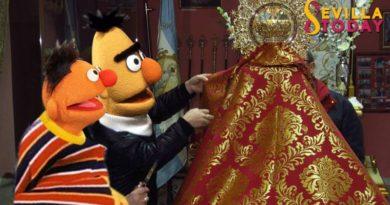 Se confirma que Epi y Blas también vestían vírgenes