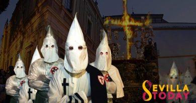 El Ku klux Klan tendrá hermandad en Sevilla por derecho